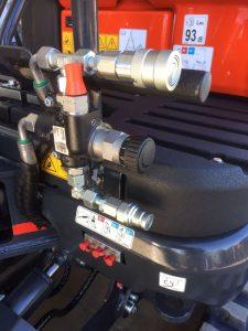Eurocomach ES 12 ZT4 Hydrauliknebenabtrieb