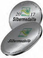 Silbermedaille demopark 2017