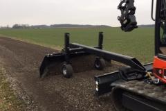 Excavator Grader and Leveling Blade RSBaumaschinen