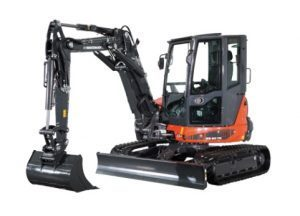 Eurocomach Small Excavator Rental